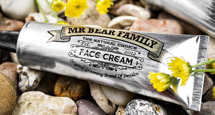 Mr. Bear Family Face Cream