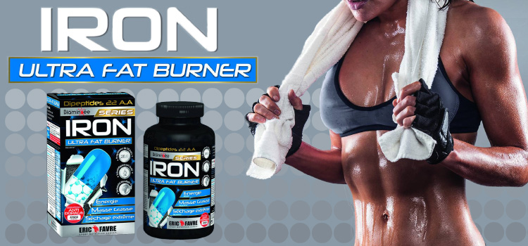 IRON ULTRA FAT BURNER