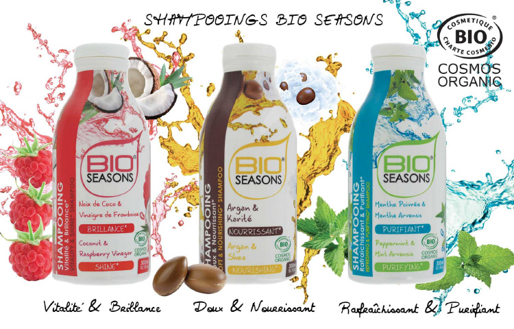 Shampooings Bio