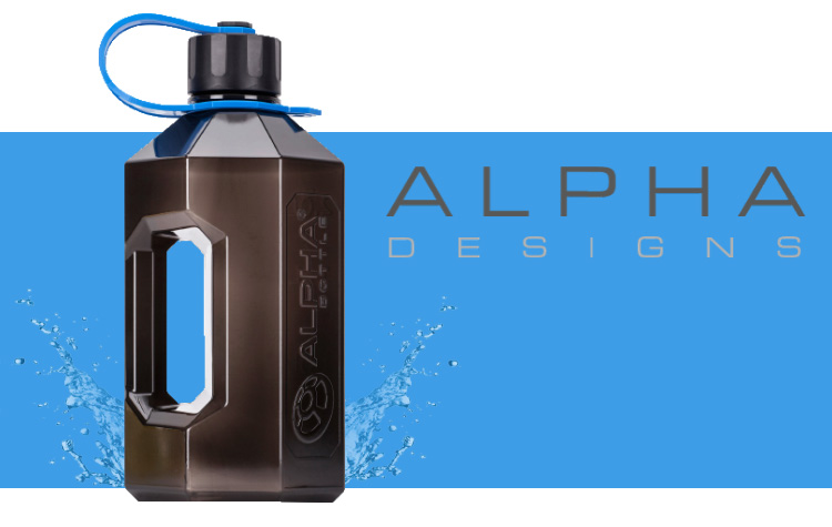 Alpha Bottle XXL