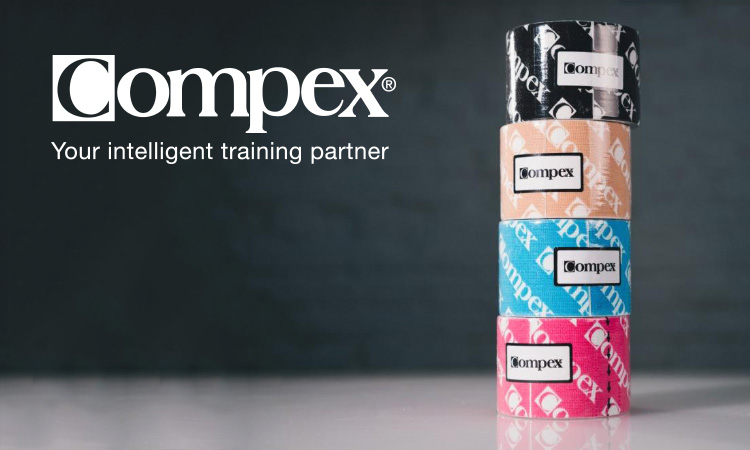 Compex Kinesiology Tape