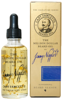 Captain Fawcett Million Dollar Beard Oil