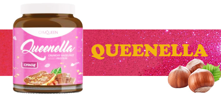 Queenella hazelnut spread
