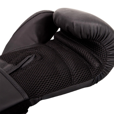 Charger Boxing Gloves Black/Black