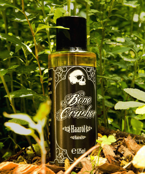 Bone Crusher Hair Oil