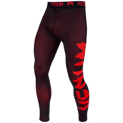 Giant Spats Black/Red