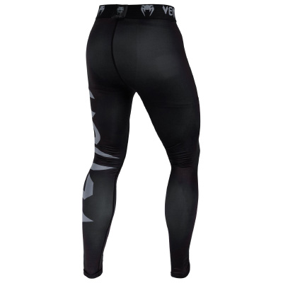 Giant Spats Black/Grey