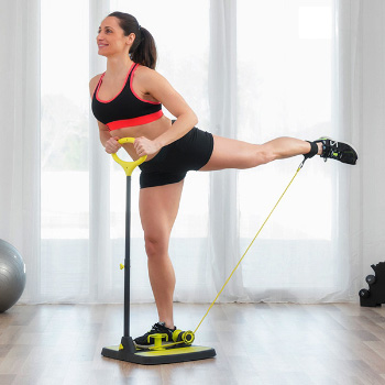 Fitness Platform for Glutes and Legs