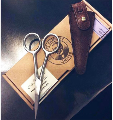 Captain Fawcett Grooming Scissors