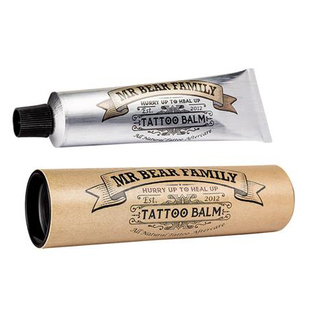 Mr. Bear Family Tatoo Balm