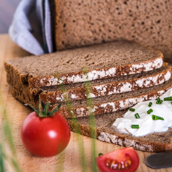 Preparation pour pain proteine