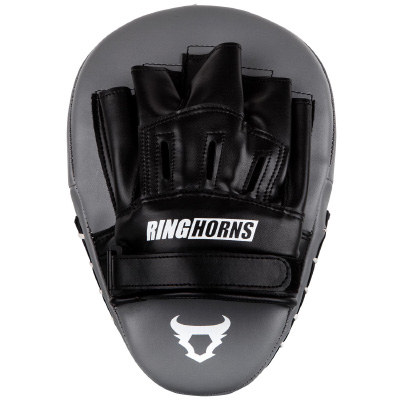 Ringhorns Charger Punch Mitts Black
