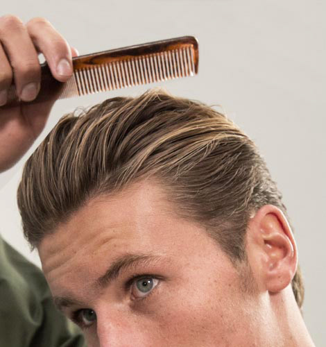 Uppercut Tortoise Shell Comb