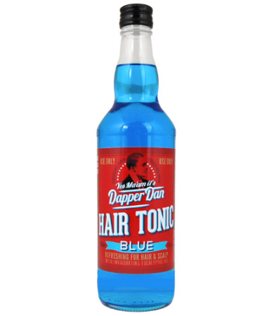 Dapper Dan Hair Tonic Blue