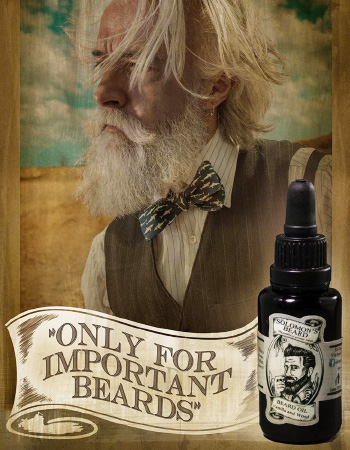 Solomon s Beard Oil Vanilla and Wood