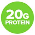 Erfrischendes Protein-Getrank