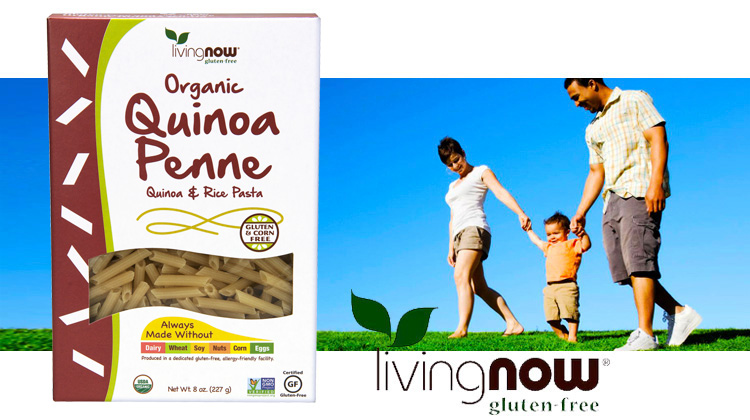 Organic Quinoa Penne