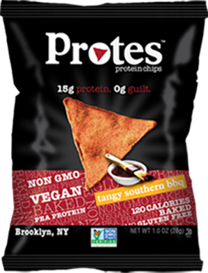 Chips proteines