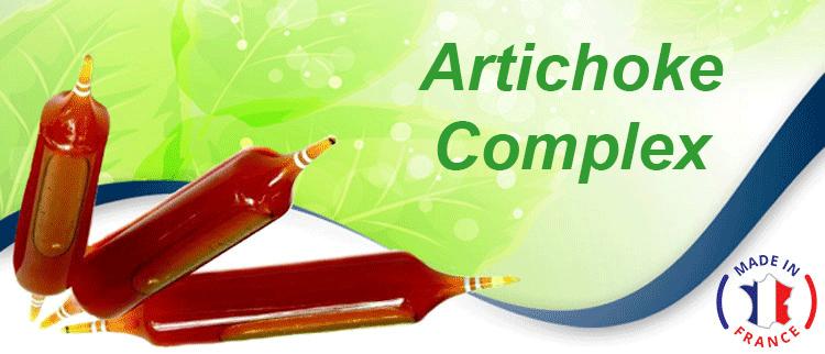 Artischockenkomplex fur die Verdauung