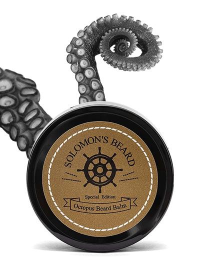 Octopus Beard Balm