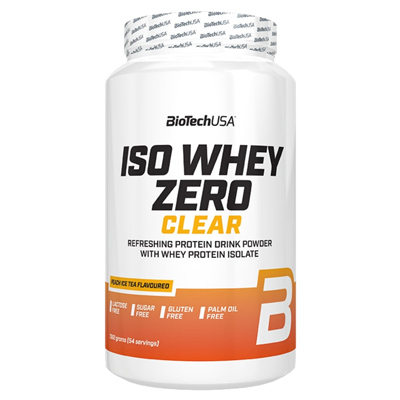 Iso Whey Zero Clear Pack