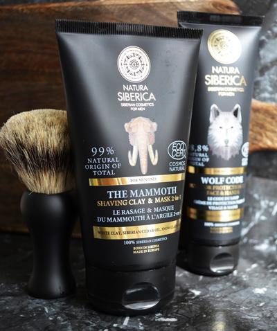 Mammoth Shaving Clay