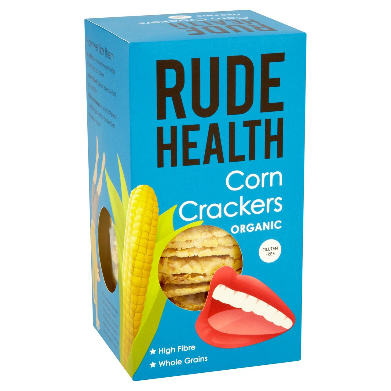 Corn Crackers