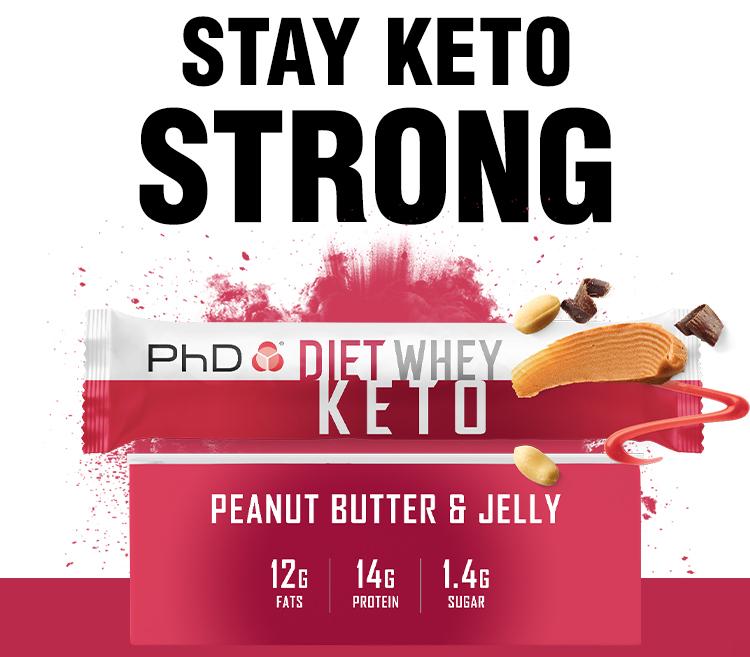 Diet Whey Keto Bar