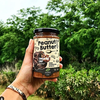 Bio Peanut Butter Chocolate Chip