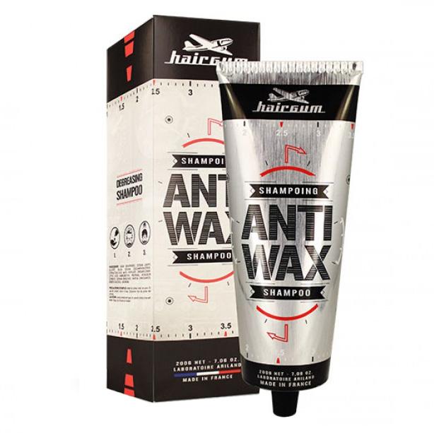 Hairgum Antiwax Shampoo