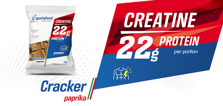 Crackers Paprika Power