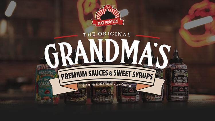 GrandMas BBQ