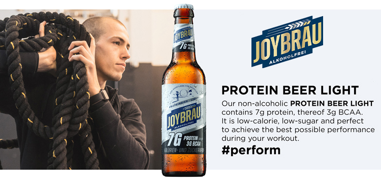 Protein Beer Light