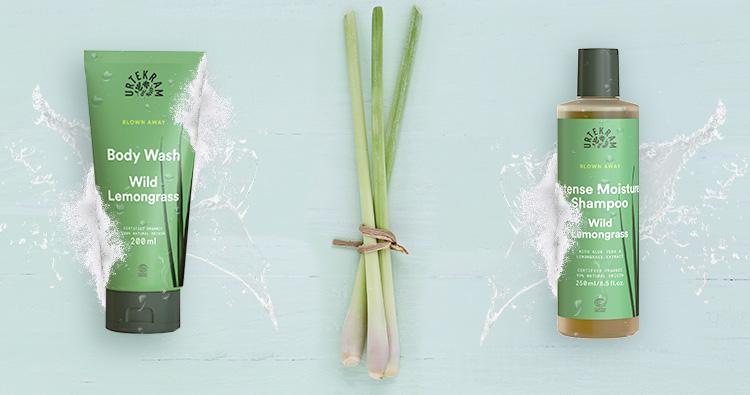 Intense Moisture Shampoo Wild Lemongrass