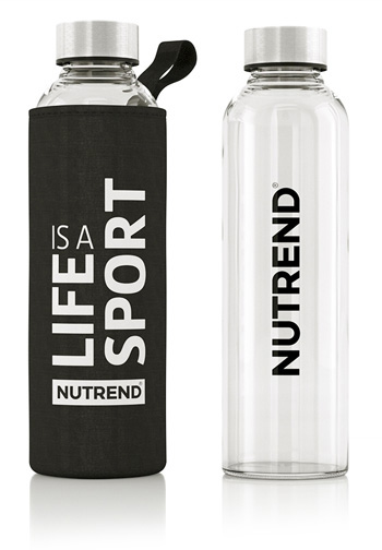 Nutrend Glass Bottle