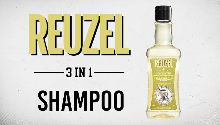3-in-1 Shampoo