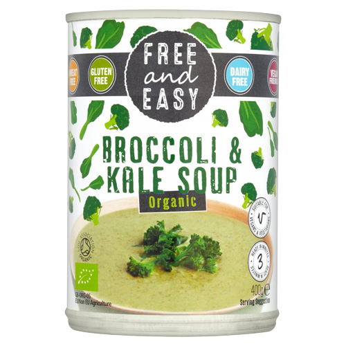 Broccoli & Kale Soup