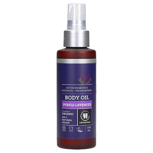 Body Oil Purple Lavender
