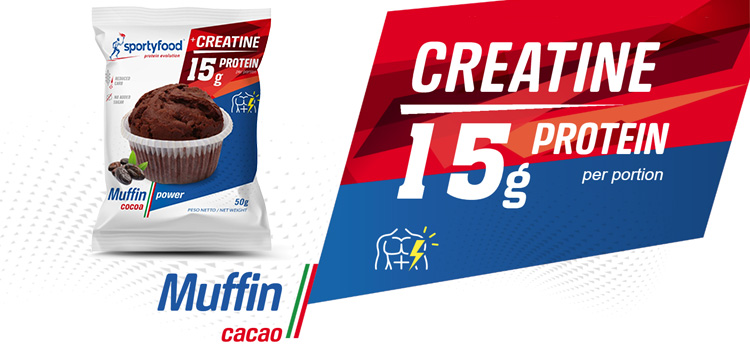 Muffin Cocoa Power
