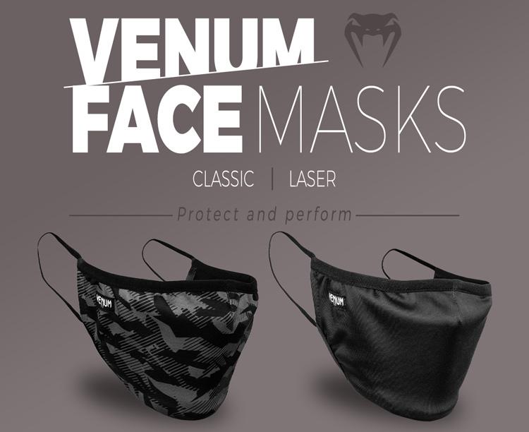 Laser Face Mask