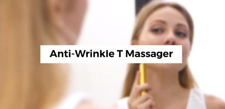 T-Vibe Anti-Wrinkle Massager