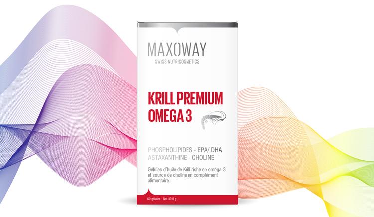 Krill Premium Omega 3