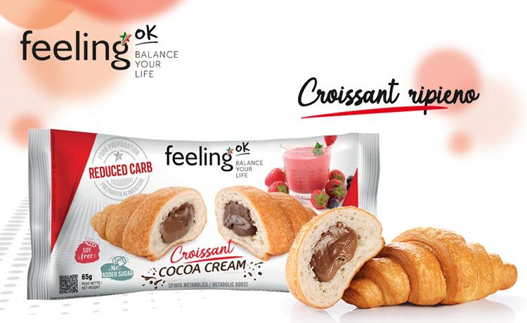 Croissant Cocoa Cream