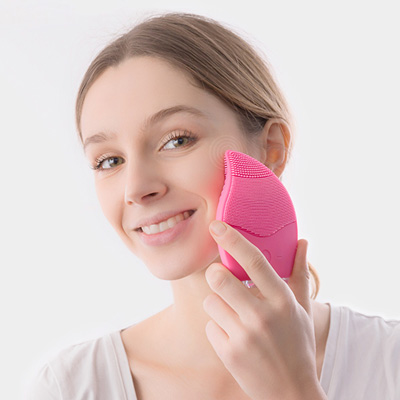 Silicone Facial Cleaner