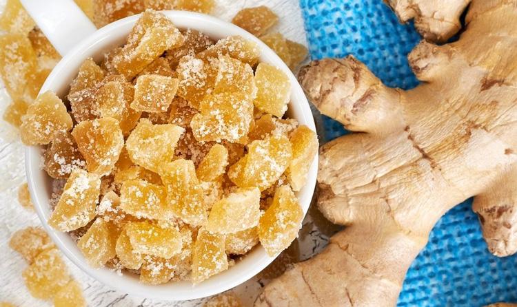 Cristallised Ginger