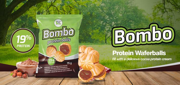 Bombo Protein Ball