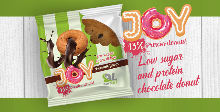Joy Protein Donut