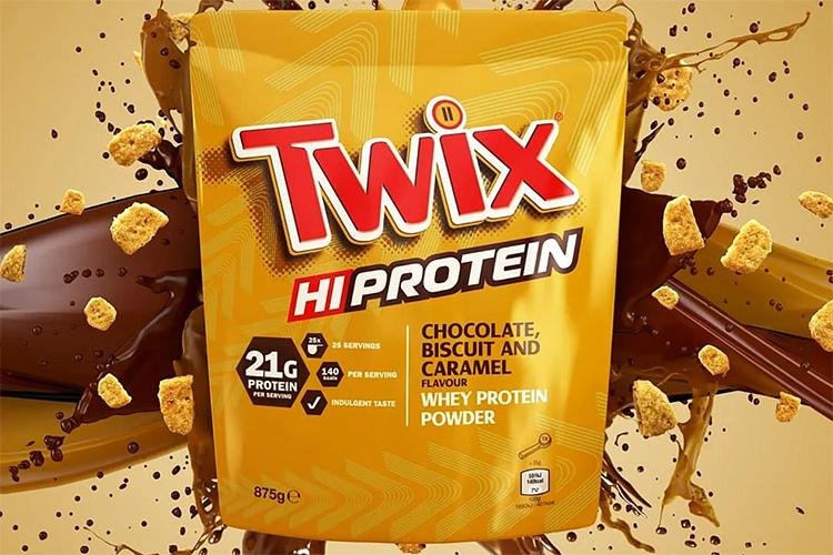 Twix Hi Protein