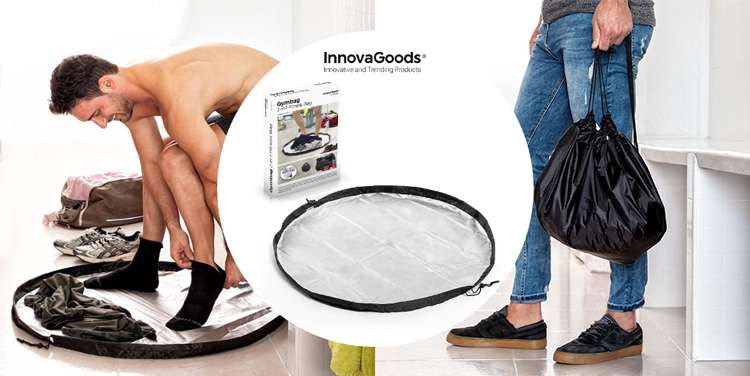 Gymbag 2-in-1 Fitness Bag