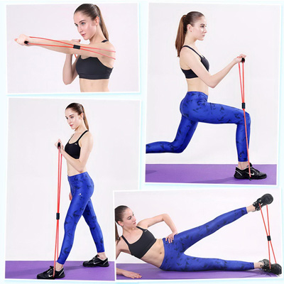 Elastic Yoga Strap